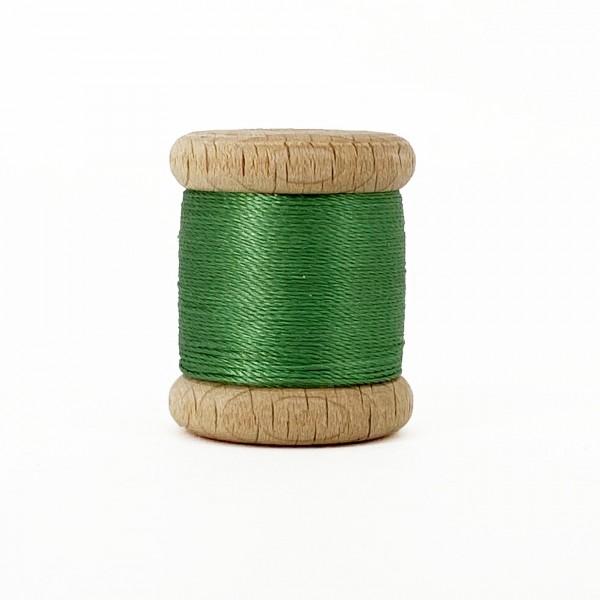 Fine French silk, Light green